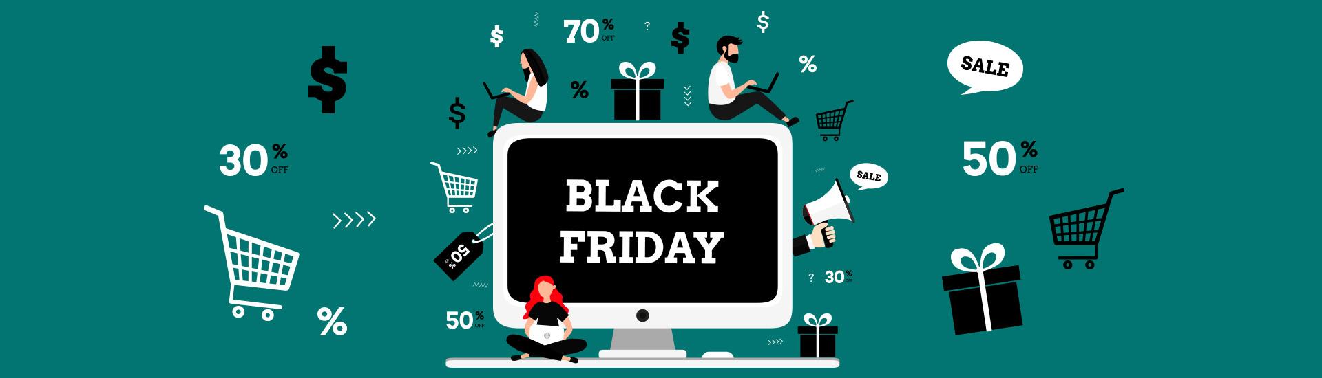Black Friday-Ποιες είναι οι προκλήσεις για τον κόσμο του E-Commerce ;